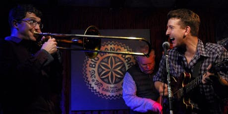 New Orleans Jazz Jam Session en Big Bang Bar entradas