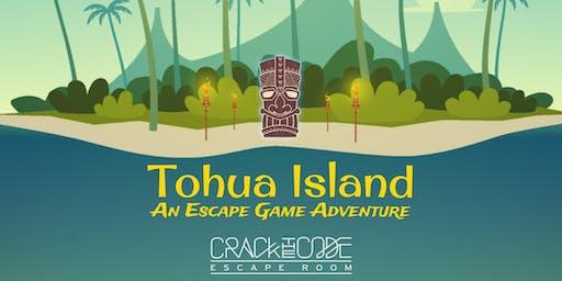 Tohua Island - A Portable Escape Game