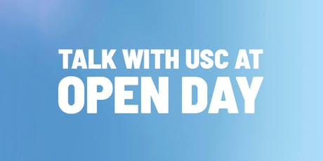 USC Open Day tickets