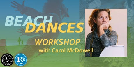 Beach Dances: Contemplative Dance Practice with Carol McDowell tickets