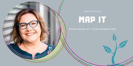 FREE MAP IT: How to Grow and Scale Your Business with Clever Marketing - Hamilton tickets