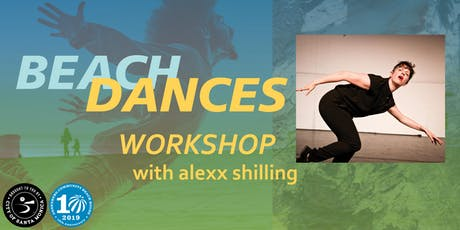 Beach Dances: Freewalking / Ragewalking Practice with alexx shilling tickets