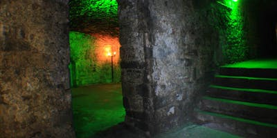 The RIP Niddry Street Vaults Friday the 13th Investigation
