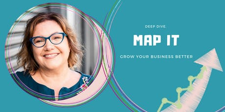 MAP IT Deep Dive : How to Grow and Scale Your Business with Clever Marketing - Hamilton tickets