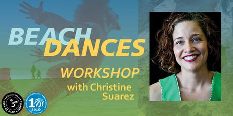 Beach Dances: Surrendering to Improvisation Workshop with Christine Suarez tickets