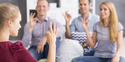 Auslan: Sign Language 1 - for absolute beginners at Erina Library