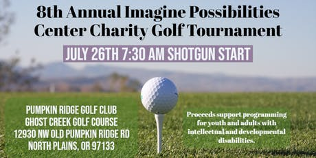 Imagine Possibilities 8th Annual Charity Golf Tournament tickets