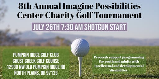 Imagine Possibilities 8th Annual Charity Golf Tournament