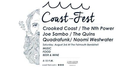Coast Fest tickets