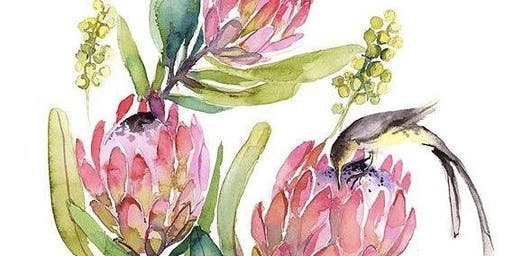 Floral Watercolours