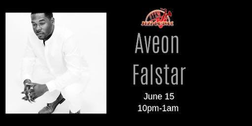 NYSW Jazz Lounge presents Aveon Falstar