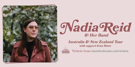 Nadia Reid & Her Band - Queenstown tickets