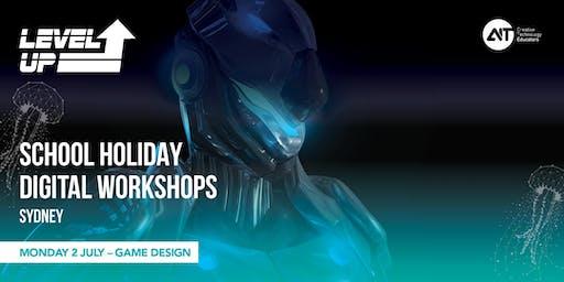 Holiday Workshop in Game Design | Sydney