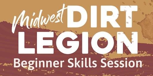 Midwest Dirt Legion Beginner Skills Session - Elm Creek