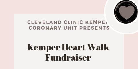 Kemper Heart Walk Fundraiser