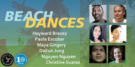 Beach Dances: Shared Practice Performances tickets