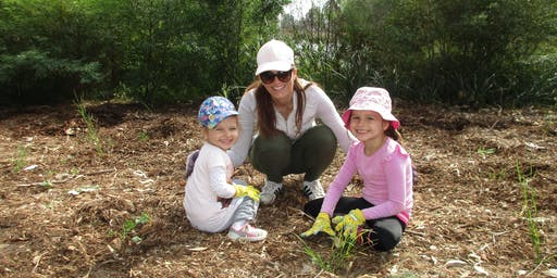 Prestons community tree planting day