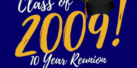 OTHS Class of 2009 Reunion tickets