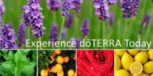 Essential oil Make-N-Take Class: Traveling Healthy/Holiday Gifts