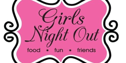 Ladies Night Vendor Auction