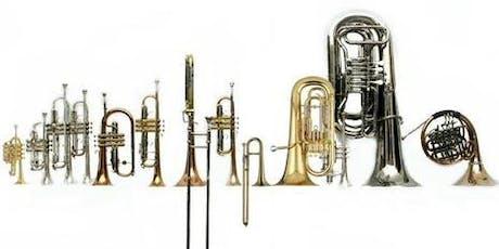 Colorado Brass Quintet - July 15 tickets