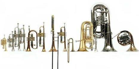 Colorado Brass Quintet - July 15