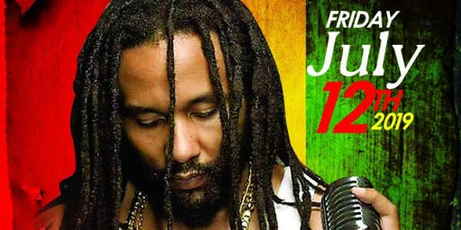 KyMani Marley Live on 6th Street