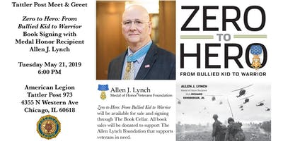 Zero to Hero: Meet & Greet with Medal of Honor Recipient Allen J. Lynch