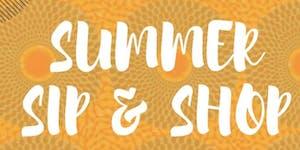 Summer 'Sip & Shop' ft. @EKDezoti & @AudeSwim |...