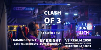 Clash of 3 June 29th