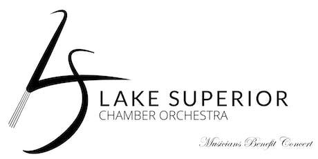 LSCO Musicians Benefit Concert tickets
