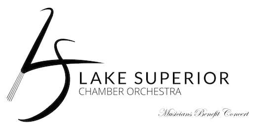 LSCO Musicians Benefit Concert
