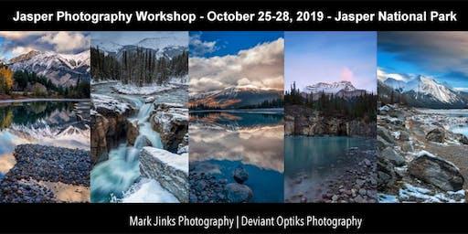 Jasper Transitions Photography Workshop