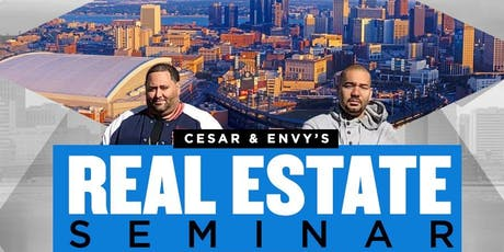 Cesar & DJ Envy's Real Estate Seminar in Charlotte tickets