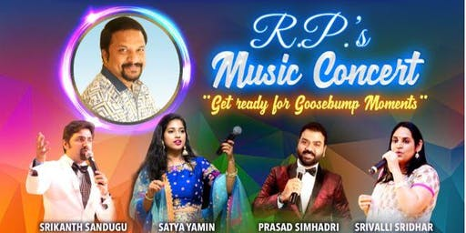 R P Patnaik Live Music Concert