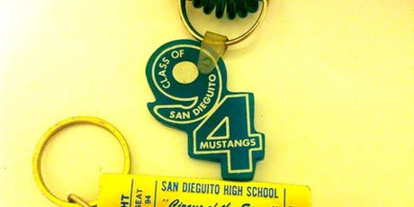 San Dieguito HS - Class of 1994 25th Reunion tickets