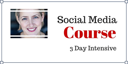 3 Day INTENSIVE Social Media Course Sydney - May 2020