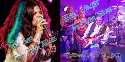 Feelin' Alright-Joe Cocker Tributer with Janis Lives-Janis Joplin Tribute