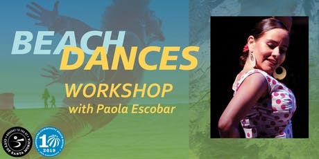Beach Dances: Flamenco for All Workshop with Paola Escobar tickets
