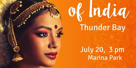 FESTIVAL OF INDIA - THUNDER BAY tickets