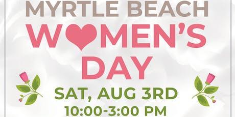 Myrtle Beach Women's Day tickets