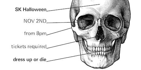 SK Halloween tickets