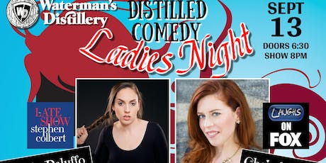 Ladies Comedy Night tickets