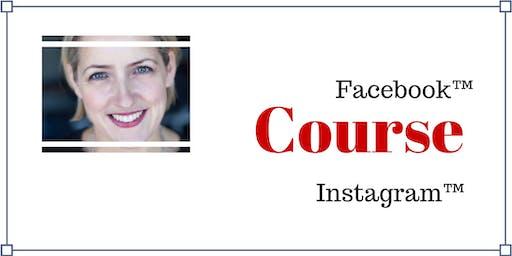 2 Day Instagram & Facebook Course - October 2019 - Sydney