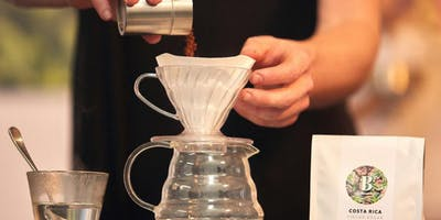 Papercup x Blackboard Pour Over Master Class