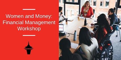 Lean In Seattle | Women and Money: Financial Management Workshop tickets