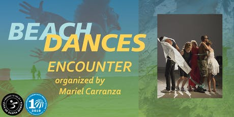 Beach Dances: Encounter Improvisational Event tickets