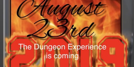 Juicy Dungeon Experience tickets