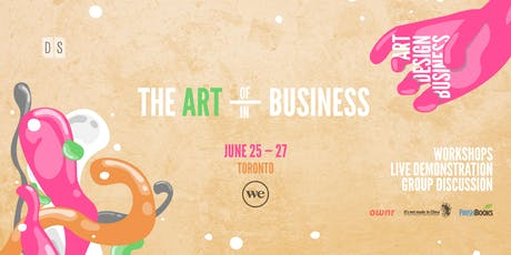 The Art Of/In Business tickets