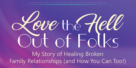 How to Heal Broken Relationships w/ Angela Day, Comedian Tony Tone & More  tickets
